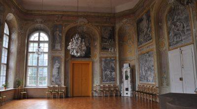Pécel-Fekete fehér freskók